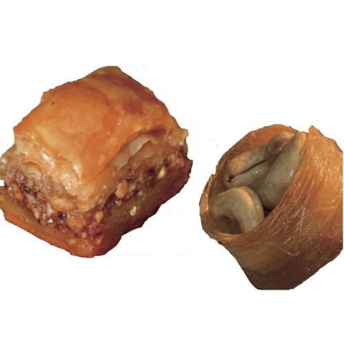 Baklava Orientalische Blätterteig- und Nudeln- Gebäck